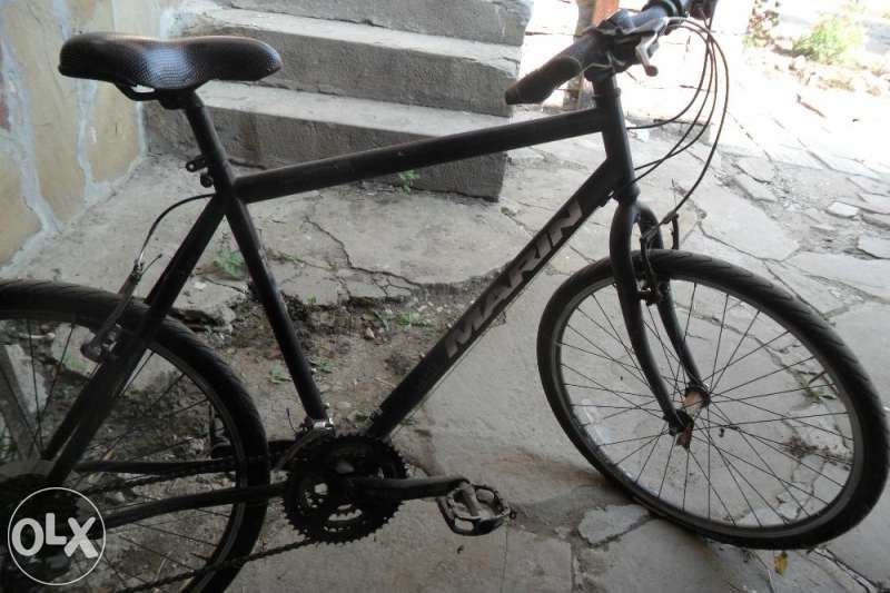 алуминиево колело супер леко,в перфектно състояние