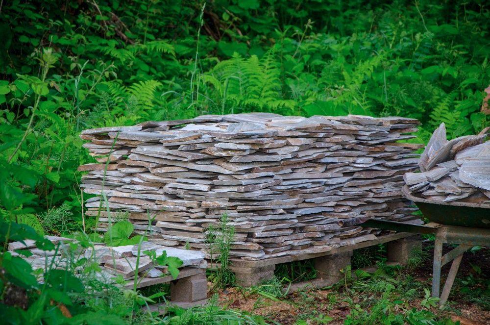 Piatra naturala de munte pentru placat