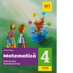 vand Caiet de lucru Matematica clasa a IV-a, Vol 2