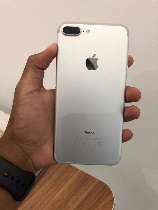 Iphone 7 Silver 256gbs