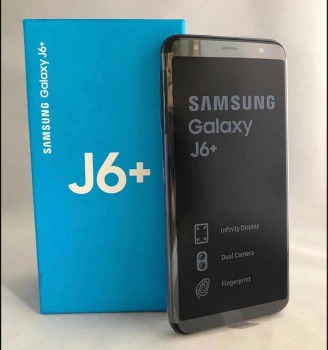 Samsung J6 Plus 32GB *novo na caixa*