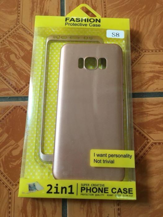 Capa 360grau Samsung S8
