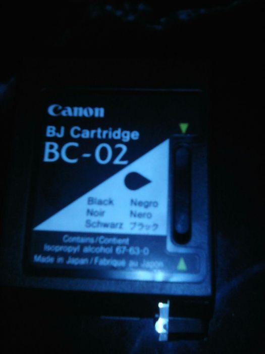 Cartus imprimanta Canon BC-02