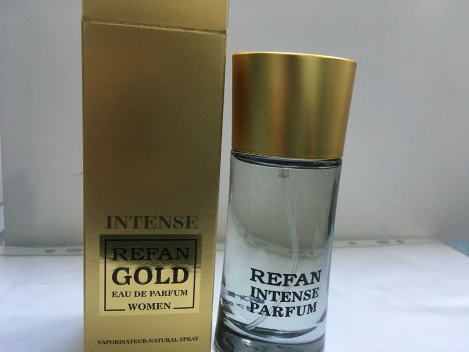 Refan Intense Gold-55ml Femei-coduri diverse