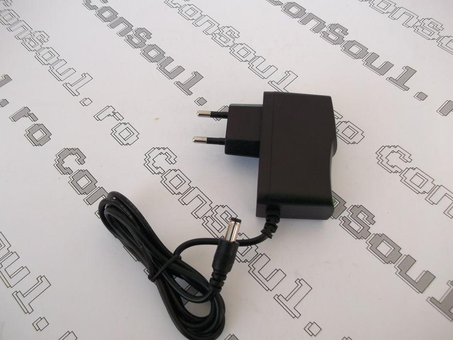 Adaptor, Transformator compatibil Sega Master System, Mega Drive 1