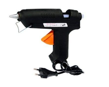 Pistol lipit batoane plastic 60W D11.2MM 89973 Levior Cehia