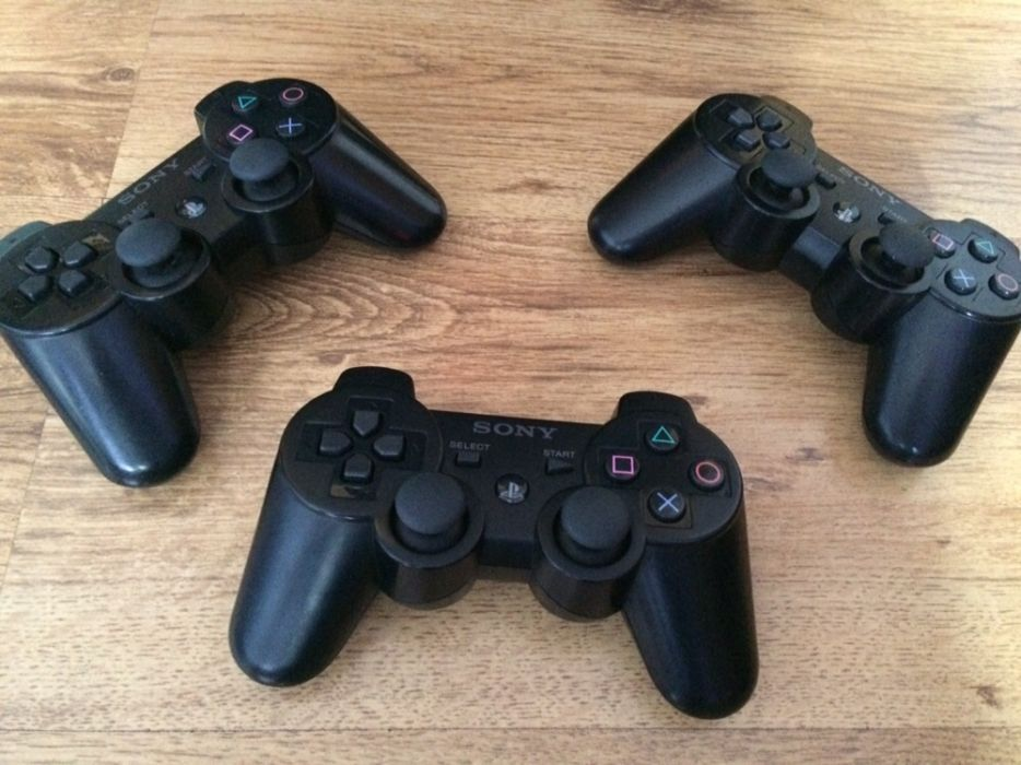 Sony Controller Playstation 3 Dualshock 3 Wireless SIXAXIS