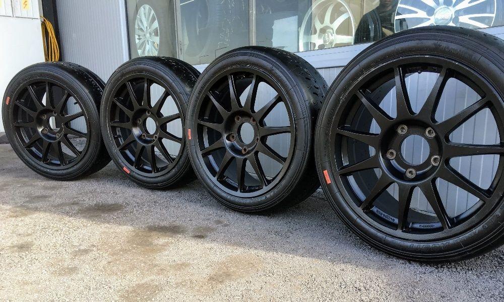 "18"" Speedline Corsa Тype 2120 + гуми YOKOHAMA 210/650R18"