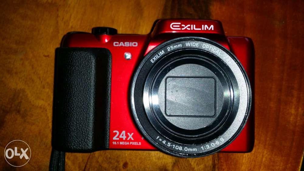 Aparat foto bridge Casio Exilim