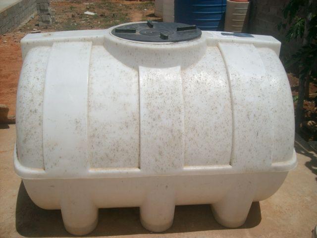 Reservatório de água (Hipopótamo de 1000 L)