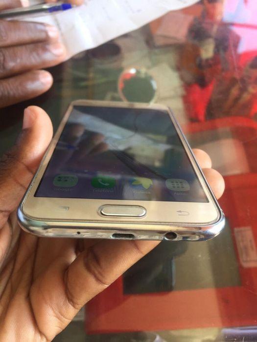 Samsung galaxy j5 cor gold 16 gnomos Alto-Maé - imagem 4