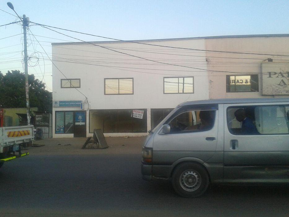 Alugo uma loja hulene perto de magoanine