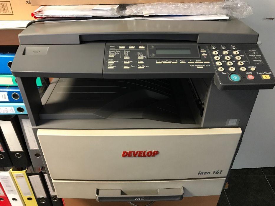 Konica Minolta Develop ineo 161 професионален лазерен принтер скенер