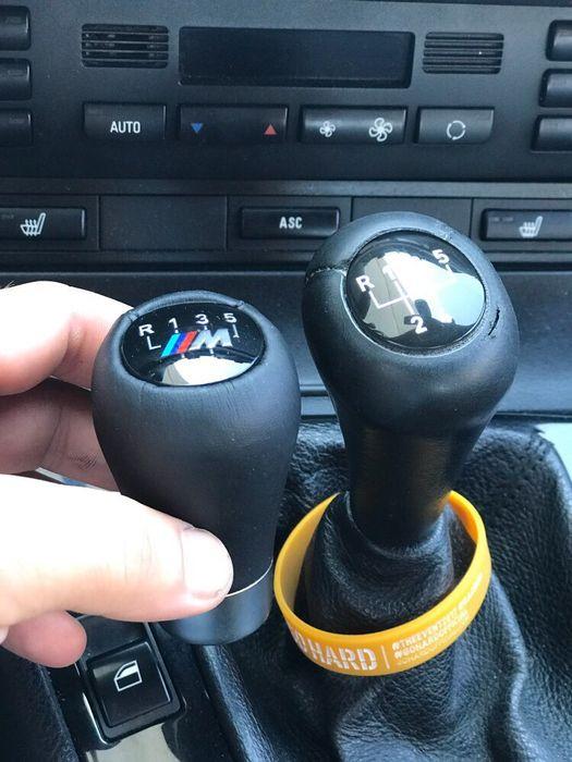 Nuca schimbator scurta cu INEL BMW E46 E90 E92 E60 E65 E70 E53 E87