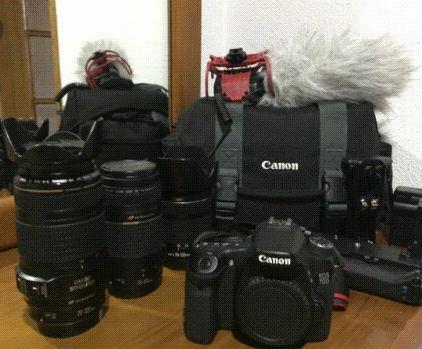 Camera canon novo a venda