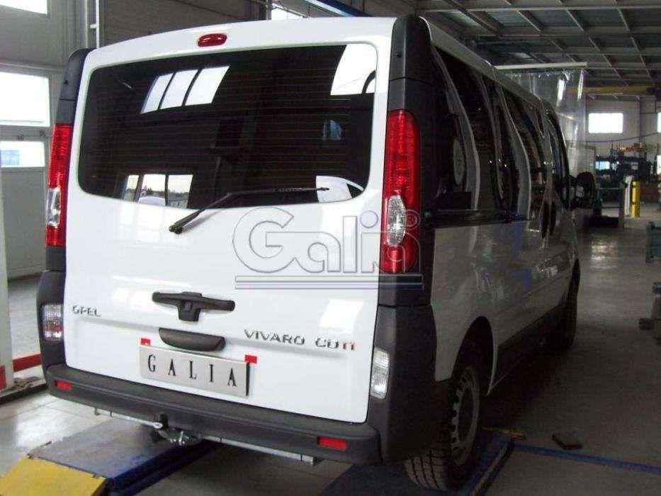 Carlig Remorcare Nissan Primastar, Opel Vivaro, Renault Trafic