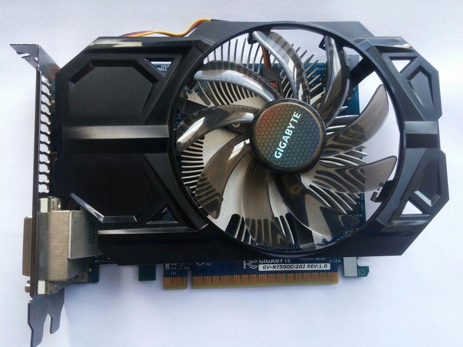 Grafica Nvidia GTX 750 2GB DDR5 com 6 pin