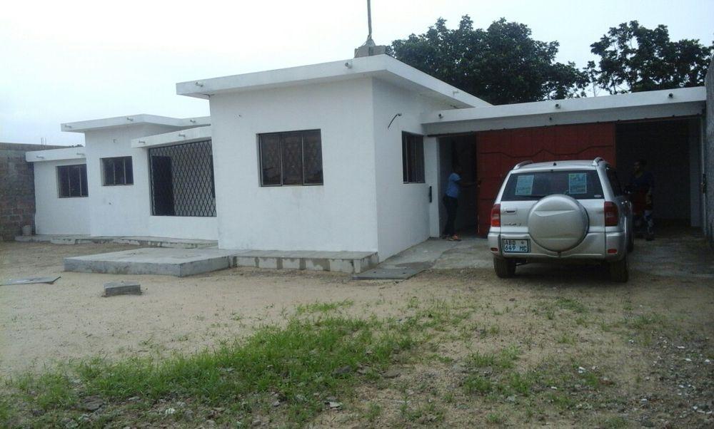 casa tipo 3 na zona tchumene