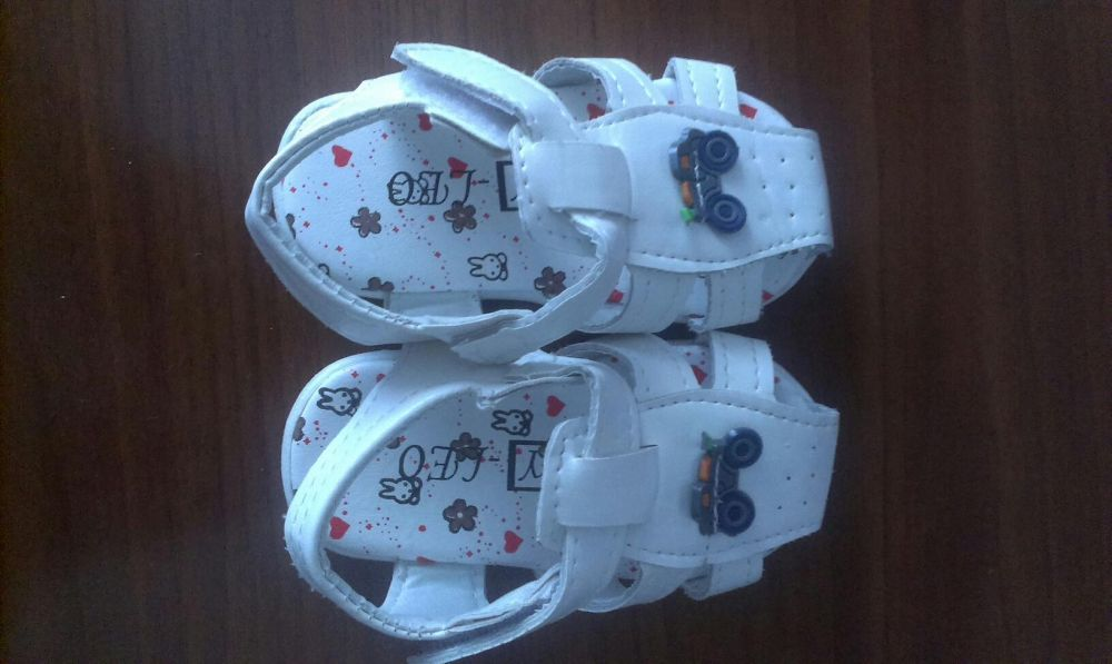 Sandale bebelus