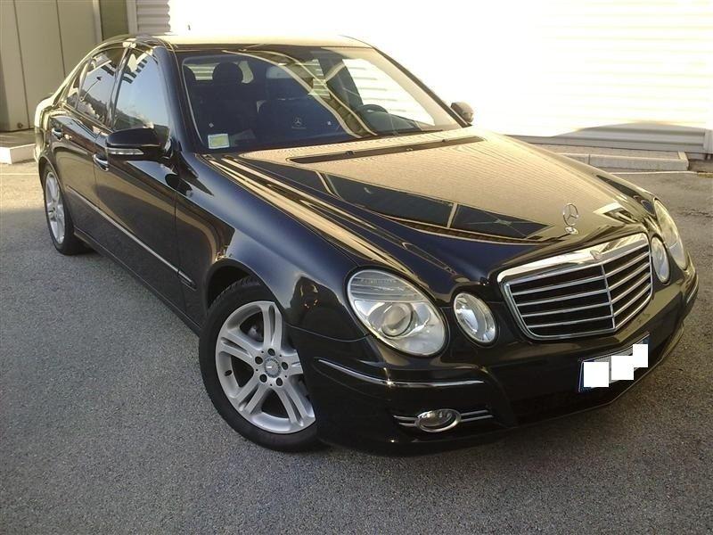 Dezmembrez Mercedes E-CLASS W211 2007 3.2 CDI EVO