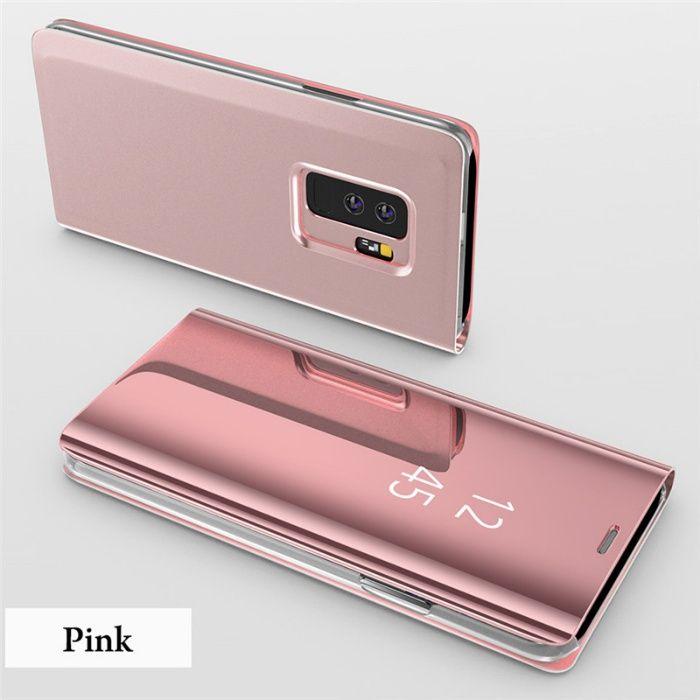 Samsung S9 S9 Plus - Flip Case Mirror View Oglinda