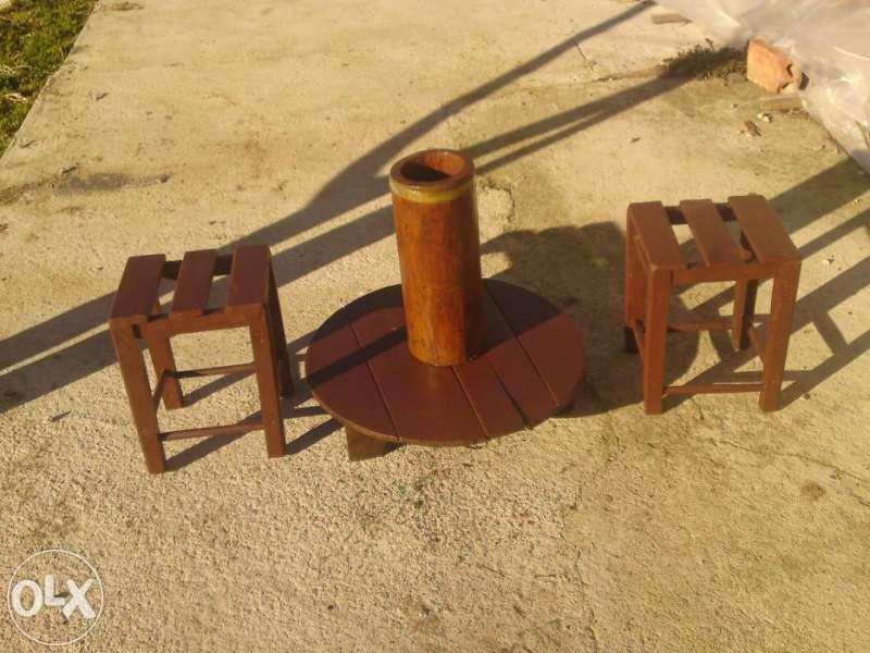 Продавам стар битов комплект Парлиѝка Чукало и 2ве Столчета !