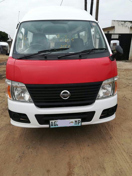 Nissan Caravan...tomol.5.0