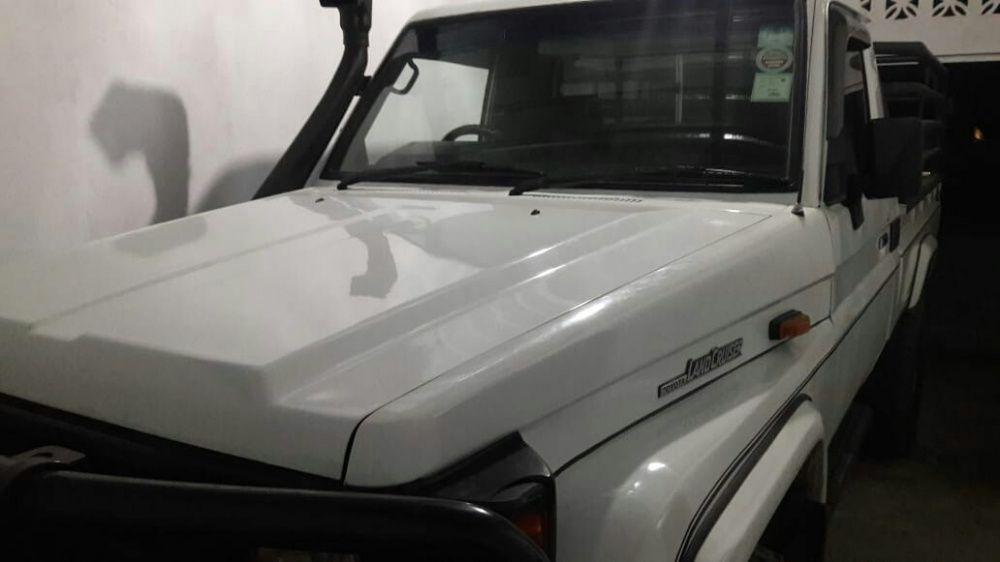 Toyota Landcruiser HZ