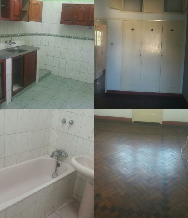 Vende se apartamento tp2 no 1andar, sito na Av Marien Nguabi