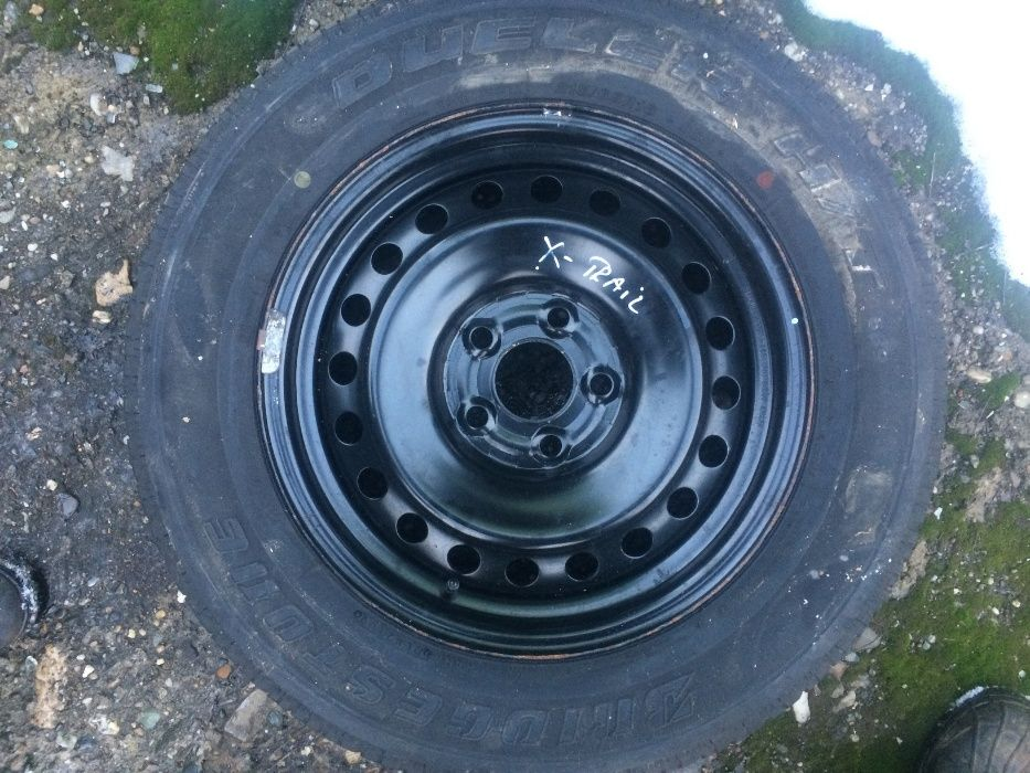 Roata Rezerva Nissan X-Trail 215/65/16