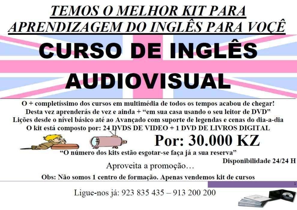 Material audiovisual de Inglês