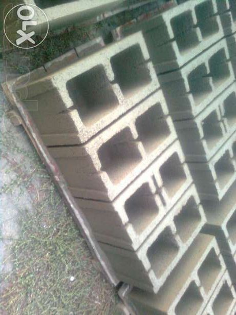 Матрица для сплитерных, шлако-, тепло, песко-блоков
