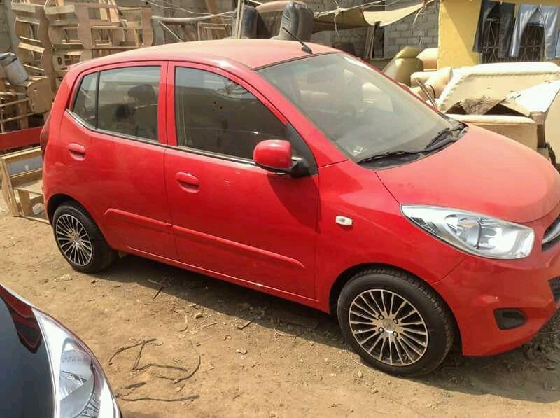 I10 a venda Veículo novo