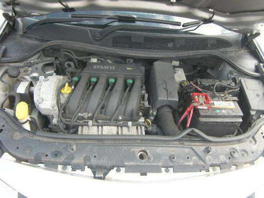 cu scuter sau atv...schimb motor renault 1998cm 16 valve 2003