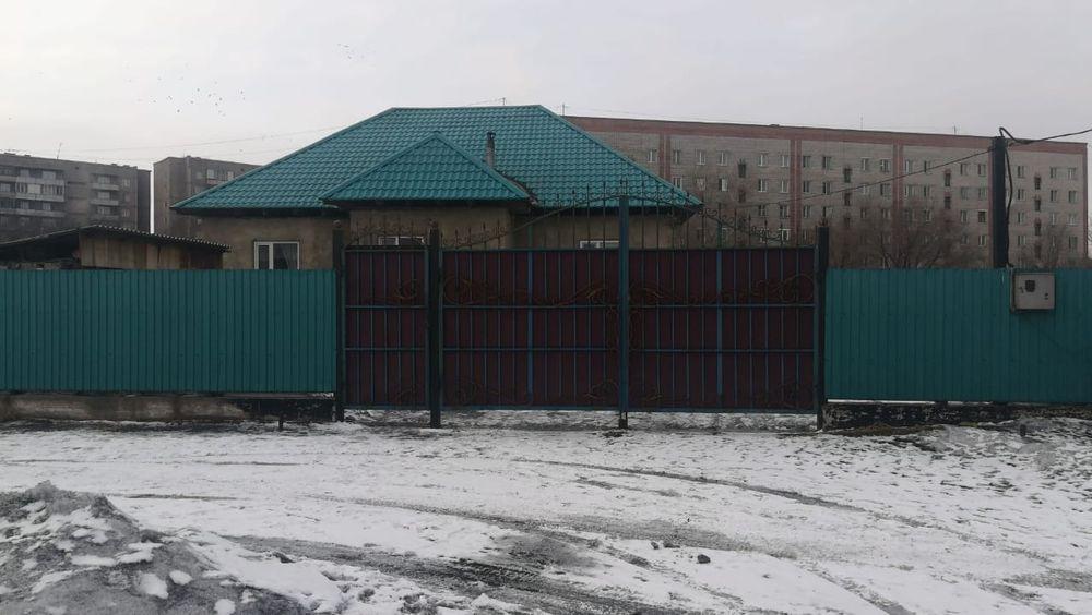 Дом в районе силикатного завода.