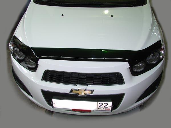 Мухобойки на Chevrolet