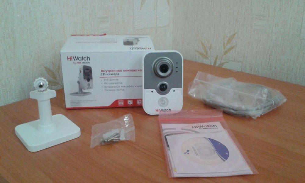Видеонаблюдение, камера наблюдения, без комплектующих IP-камера