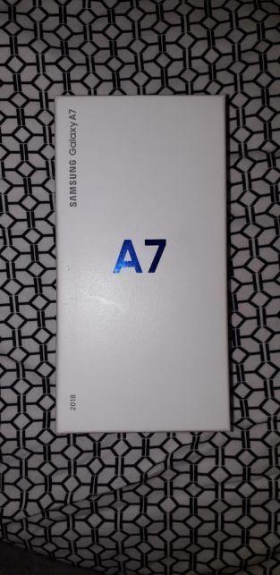 Samsung Galaxy A7 2018 novo na caixa selado