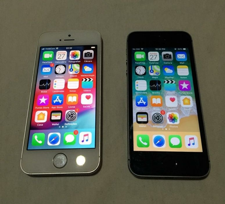iPhone 5s 16GB Novo out Box
