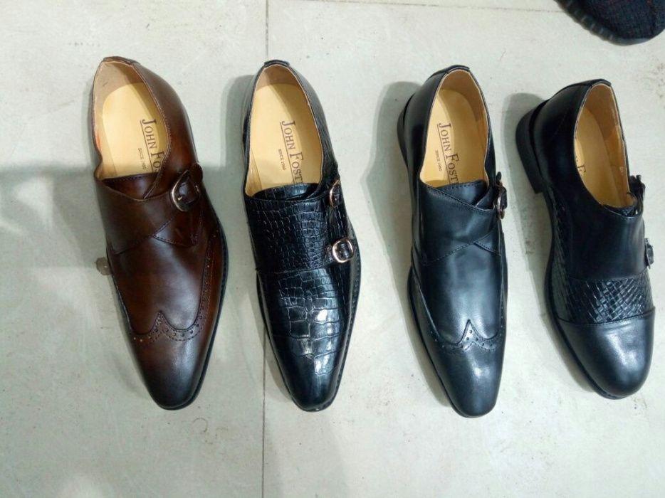 Sapatos John Foster