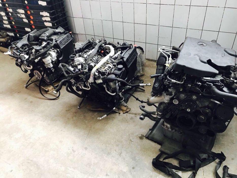 Motor mercedes sprinter,Viano,ML350 cdi euro 4,5,6