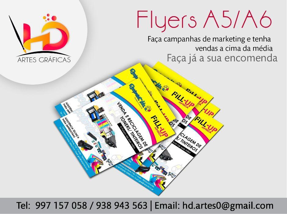 Flyer's A5/A6