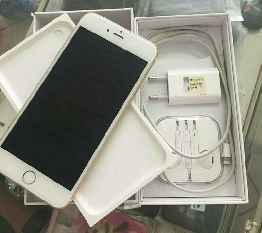 iPhone 6 Plus 64GB novo selado