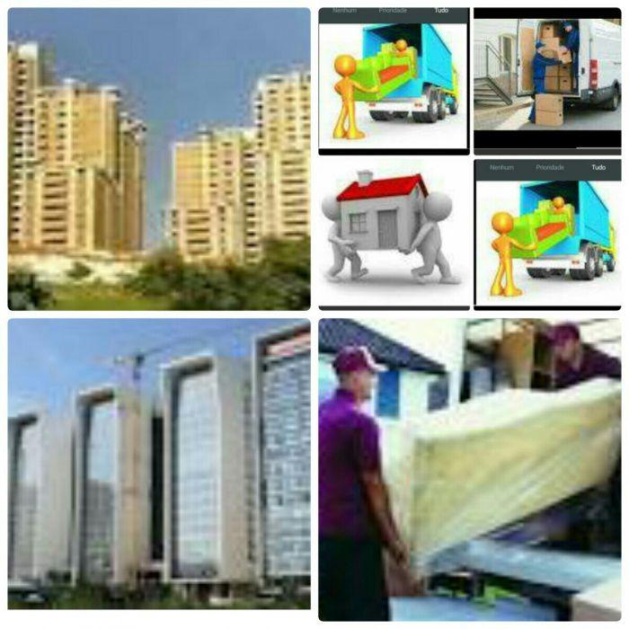 Mudanças de flet's, apartamentos, casas em Maputo, nós fazemos!!