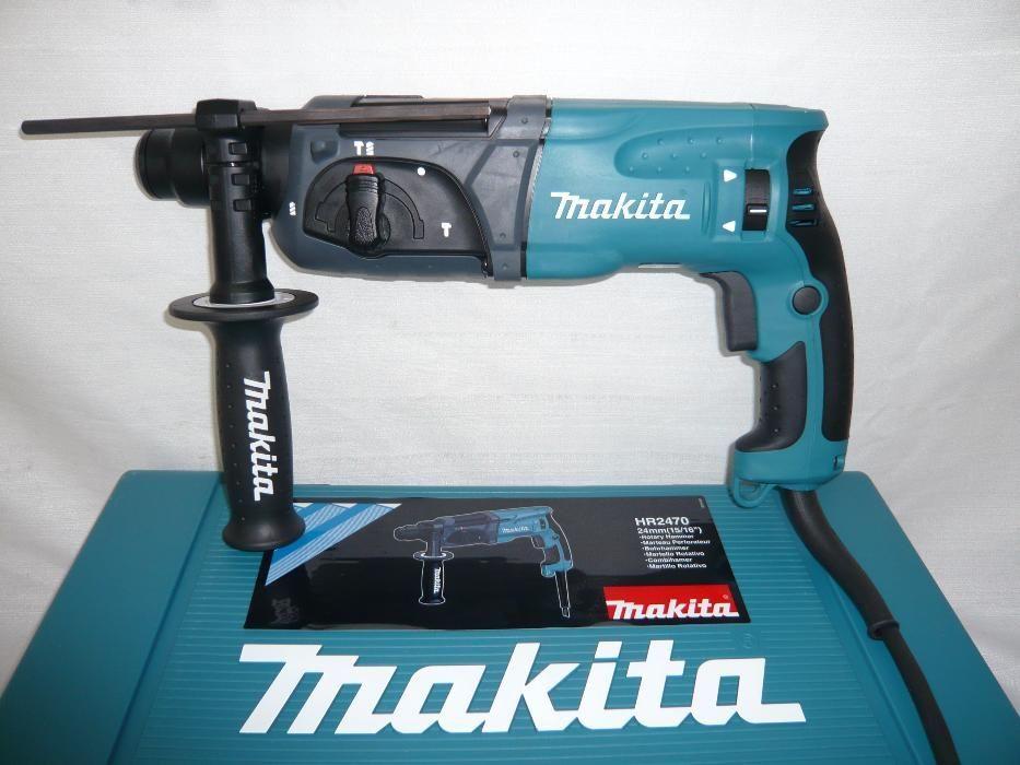 Перфоратор Makita HR2470 със SDS , 780W + и БЕЗП ДОСТАВКА!