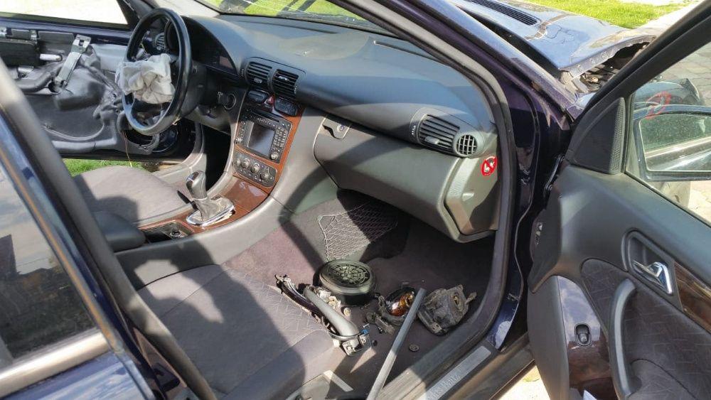 Dezmembrez Mercedes C 220 CDI 2002 automata turbo