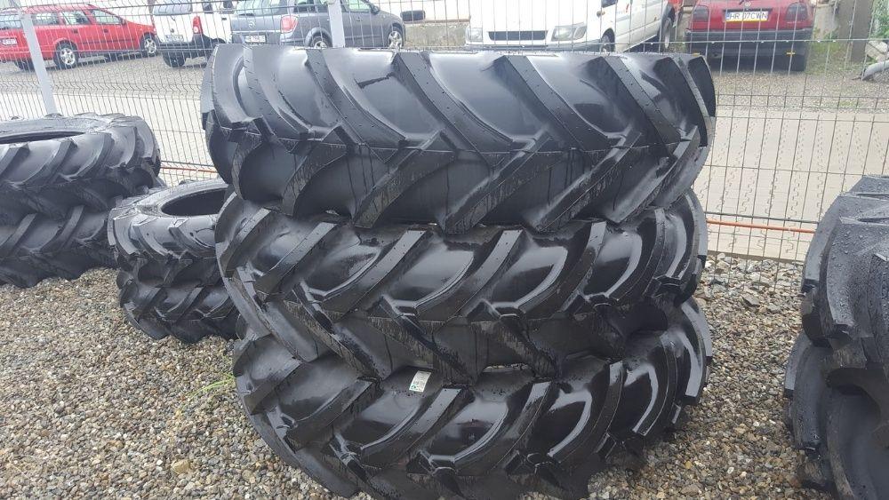 14.00 38 Cauciucuri noi pentru tractor universal romanesc BKT cu 8 PLY