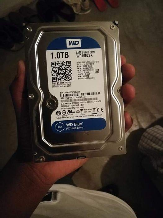 Disco duro 1TB Malhangalene - imagem 1