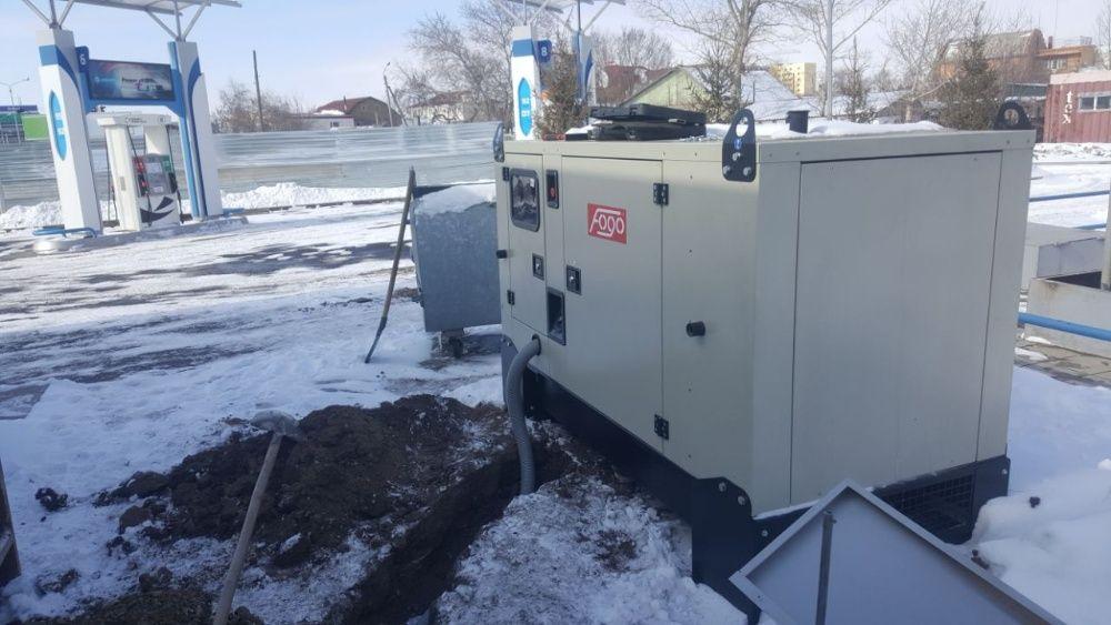 Аренда дизельного генератора