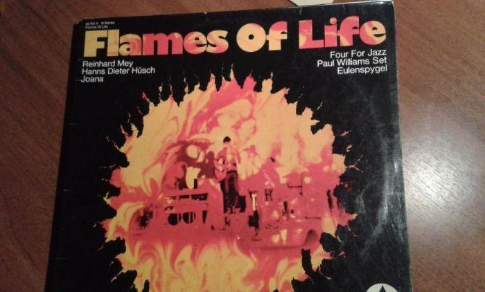 Flames of Life + alte Titluri! - discuri vinil